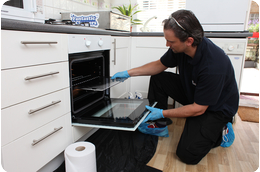 Oven Cleaning - North West