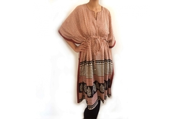 Laura Block Printed Kaftans