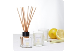 Reed Diffuser & Candles Gift Set